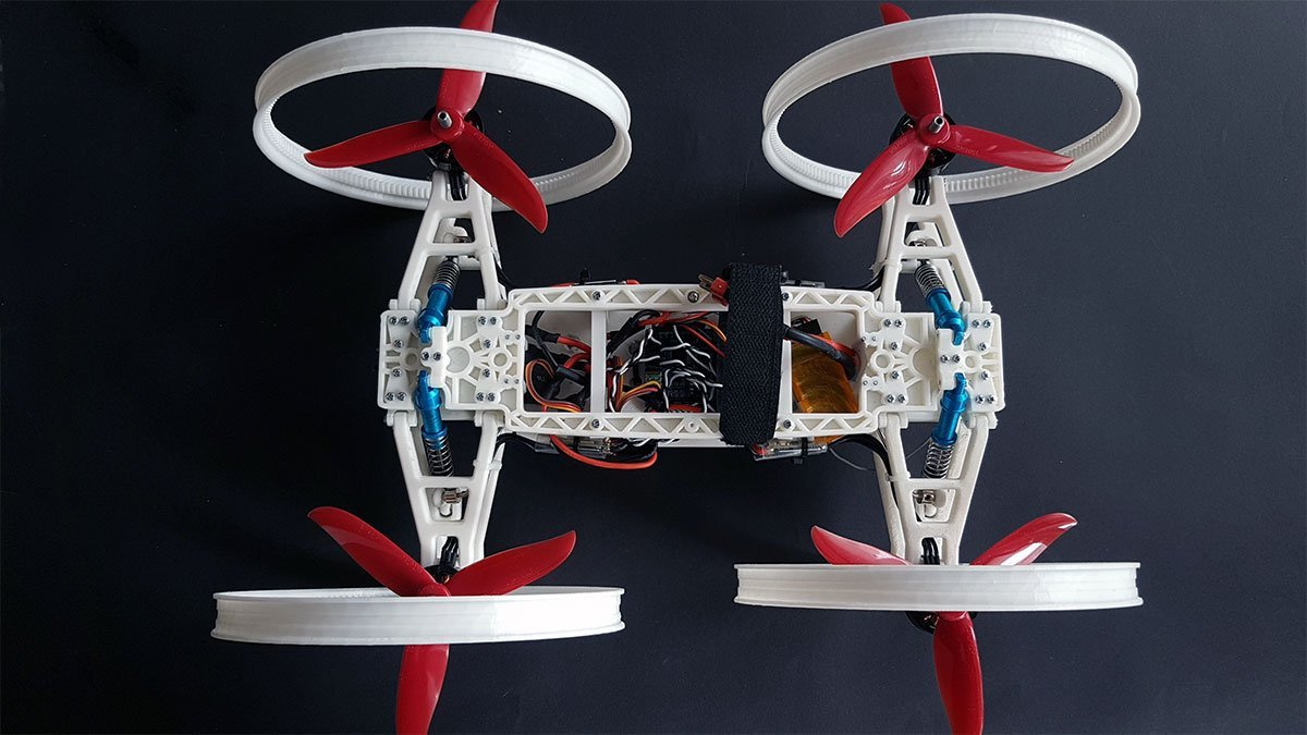 CARCOPTER DRONE XERALL