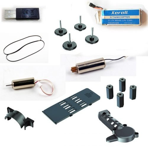 X-TANKCOPTER SPARES
